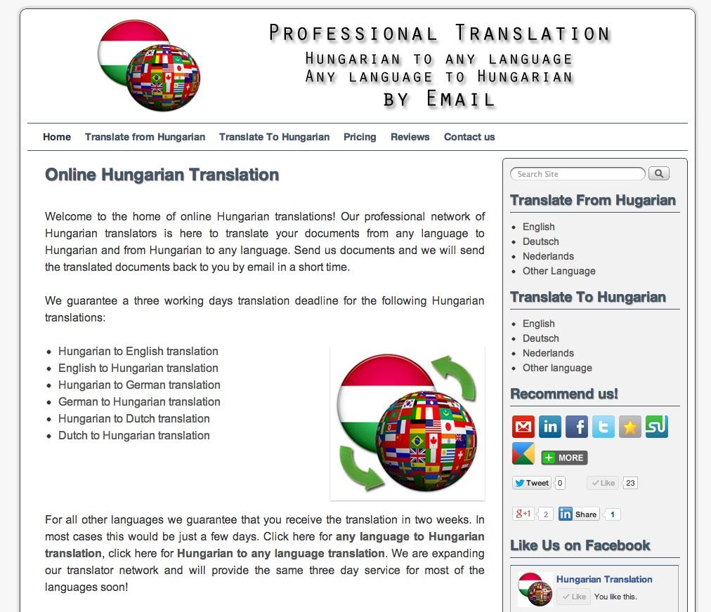 online-hungarian-translation